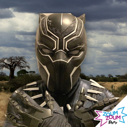 Black Panther at-home Birthday Party (4 to 10 years old)