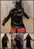 Superhero birthday party with Batman by video chat