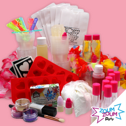 Girls Party DIY party box