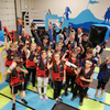 Nerf Party & Pizza at FOAM FIGHTERS