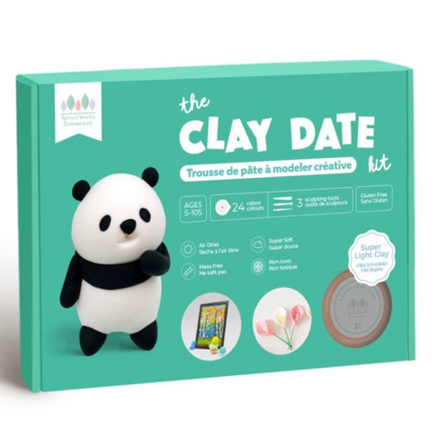The Clay Date Kit