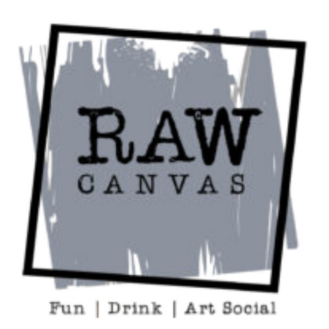 Art & Paint Party (10 kids) at RAW CANVAS