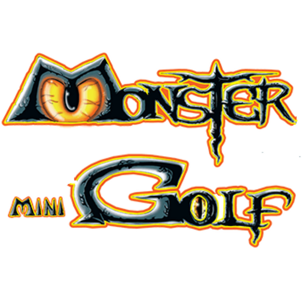 Mini Golf & Arcade Party (10 kids + Party Room) at MONSTER MINI GOLF