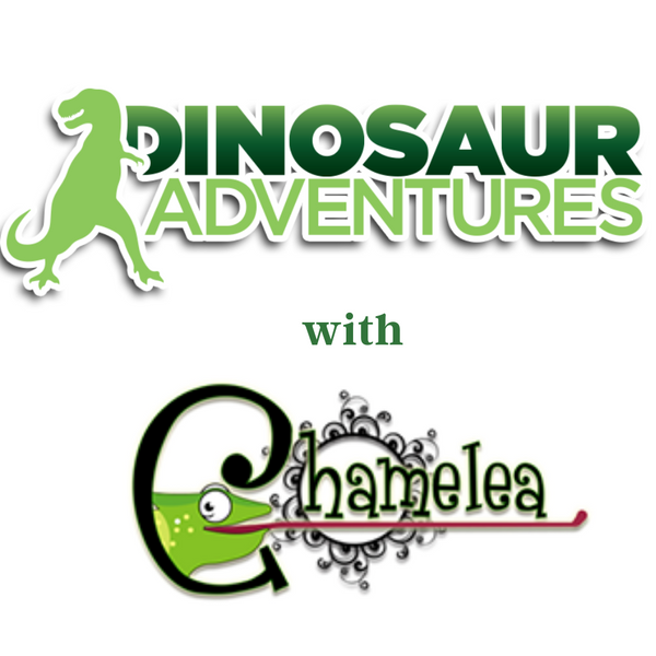 Dinosaur Adventure Party with Chamelea Science Center by video chat