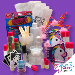 Unicorn DIY party box
