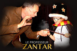 Magician Birthday Party With Zantar the Great