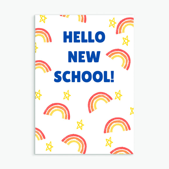 Hello New School!