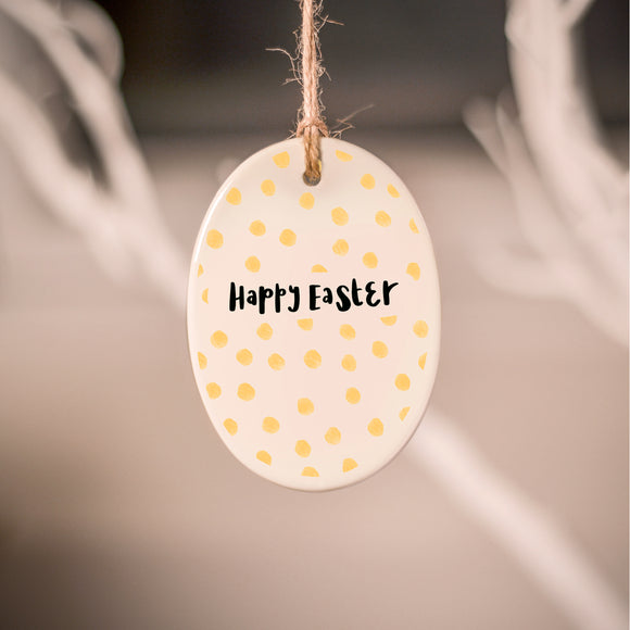 Ceramic Easter Decoration