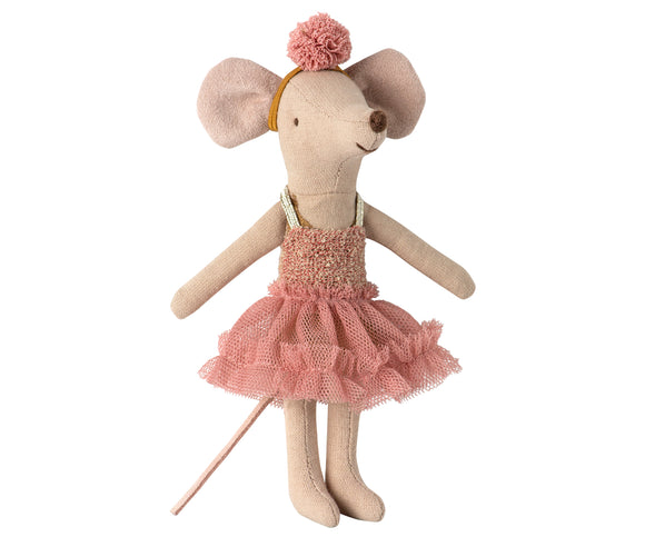 Mira Belle Dance Mouse - by Maileg