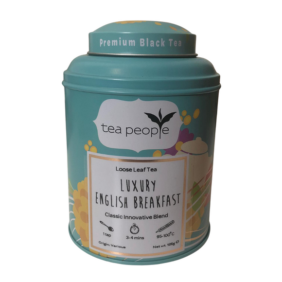 Luxury English Breakfast Loose Leaf Tea