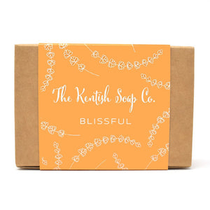 Blissful Soap & Body Butter Gift Box