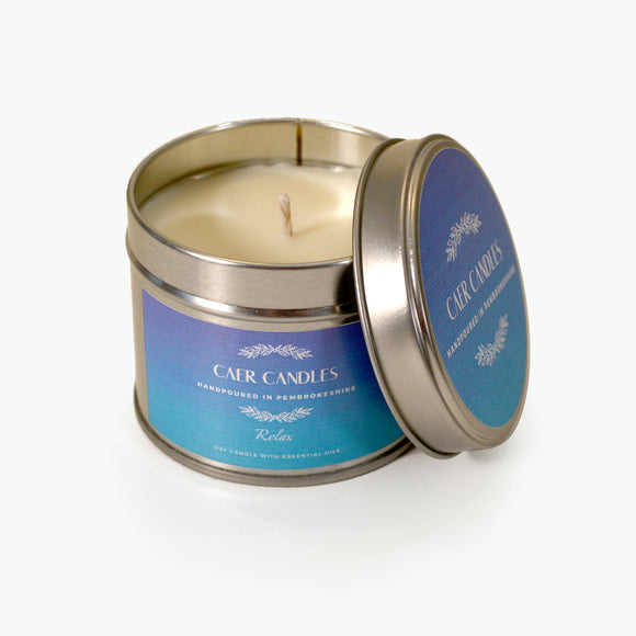 Relax - Natural Candle