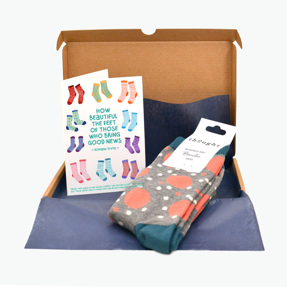 Beautiful Feet Gift Box