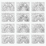 Printable Colour-In Greetings Cards for Lockdown