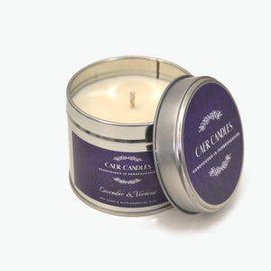 Lavender & Verbena - Natural Candle