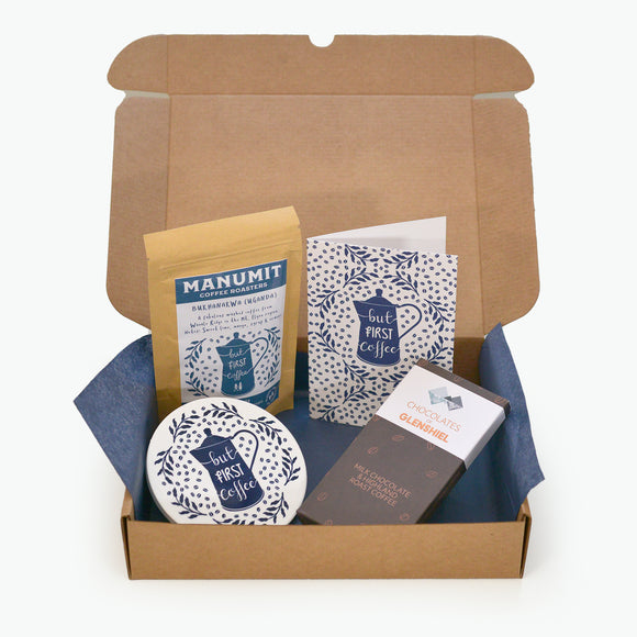 But First, Coffee - Gift Box