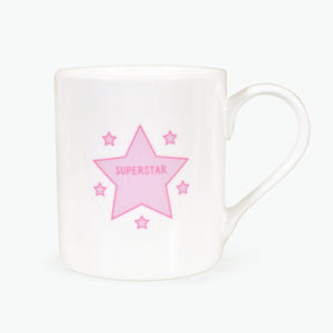 SUPERSTAR - Fine Bone China Mini Mug