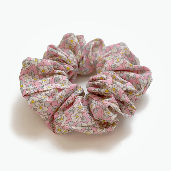 Liberty Scrunchie - pink