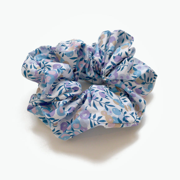 Liberty Scrunchie - purple