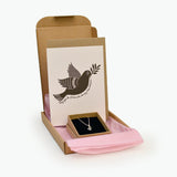DOVE PENDANT GIFT BOX