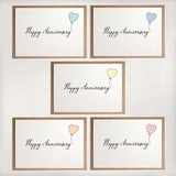 Happy Anniversary - Greetings Card