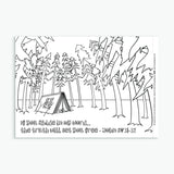 7 Bible Verse Colouring Sheets Say Yes To Adventure