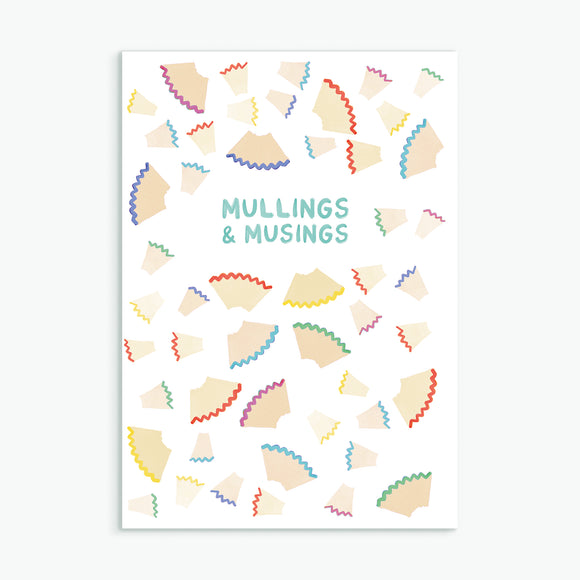 Mullings & Musings A5 Notebook