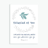 Scripture Cards - Thinking of You themed Bundle of 7