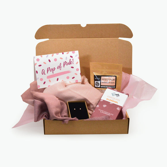 A Pop of Pink! Gift Box