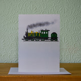 TRANSPORT - set of 4 cards