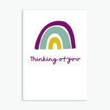 Thinking of You Rainbows - Bundle of 7