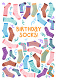 Birthday Socks