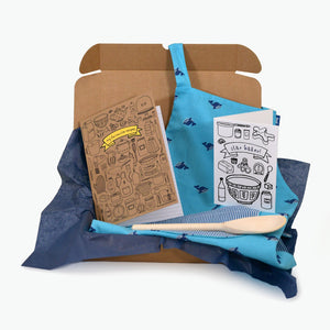 WONDER WHALE BAKING GIFT BOX