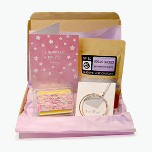I Thank God for You (small) - Mother's Day Gift Box