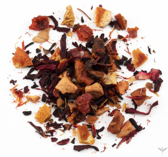 Blood Orange Loose Leaf Fruit Tea