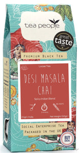 Desi Masala Chai Loose Leaf Black Tea