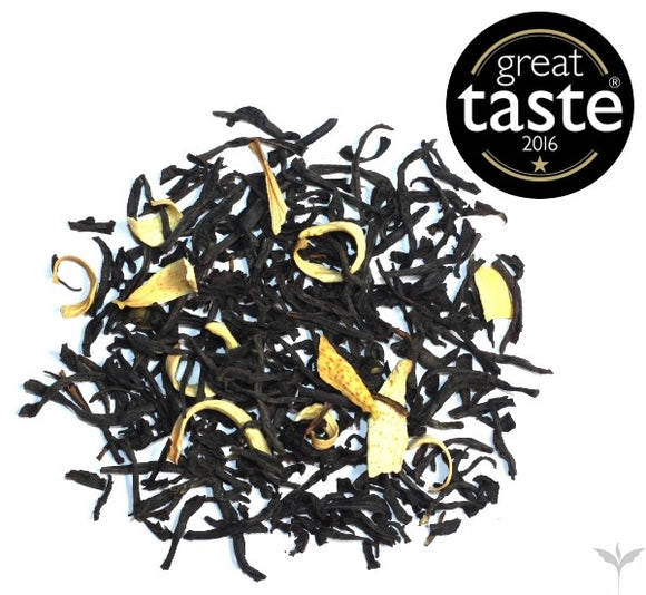 Premium Earl Grey Loose Leaf Tea