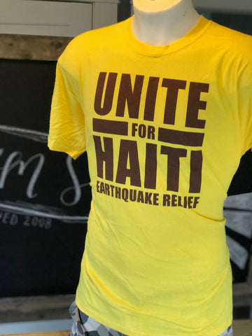 Unite for Haiti T-Shirt