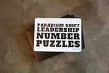 Leadership Number Puzzles - Cognitive Development Tools