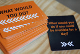 What Would You Do? - Situational Awareness Cards