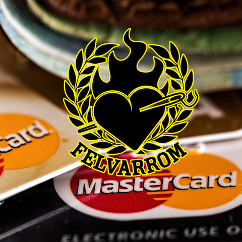 You can pay by card on Felvarrom.com