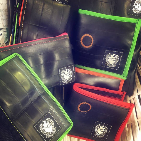Mens wallets, coin purses - restocked at a Budapest reseller Lollipop
