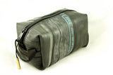 Mens tool bag from bicycle tyre tube rubber