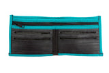 Inner Tube Wallet inside Blue
