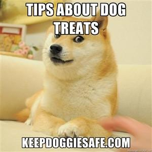Tips About Dog Treats