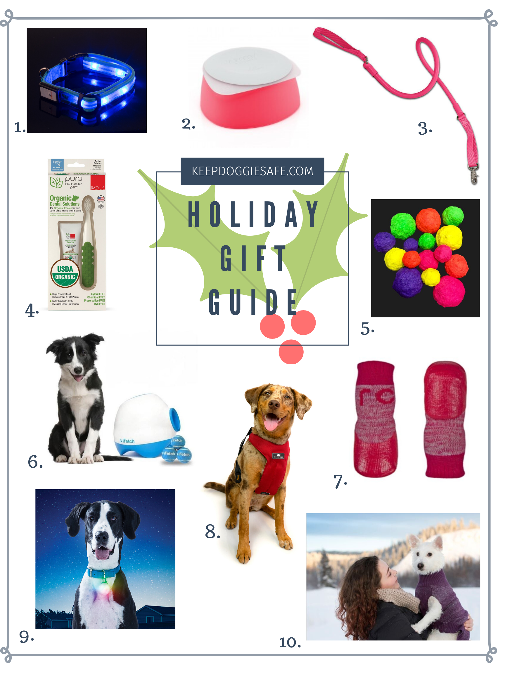 2019 Holiday Gift Guide For Your Dog