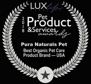 Pure and Natural Pet Certified Organic Hot Spot Oil