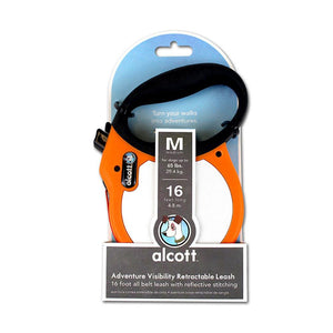 Reflective Retractable Leash - Keep Doggie Safe