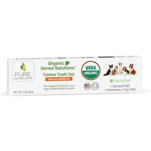 Organic Dental Solutions™ Canine Tooth Gel