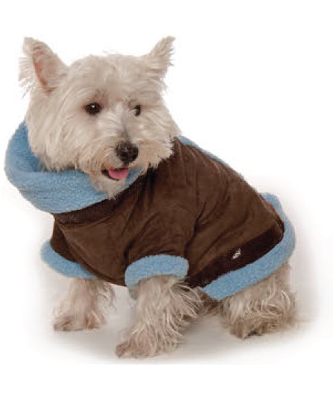 Kumfy Tailz Warming Dog Coat